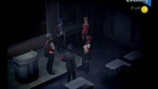 SMT Persona 3: Sneaking Around School