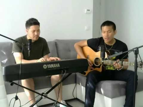 August Alsina - Song Cry // An Acoustic Cover By Tony & Tony Shooling // Live Lounge At home