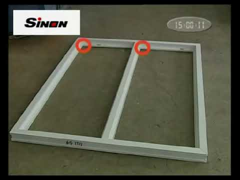 How To Make Upvc Doors And Windows / What Machines Do I Need To Make Pvc Window / Upvc Window Making