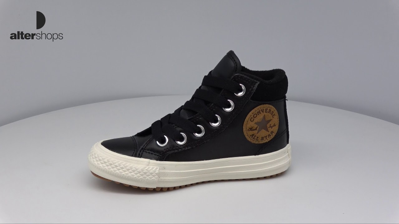 Converse Chuck Taylor All Star PC Boot 661906C - YouTube 3454c0ecfd5