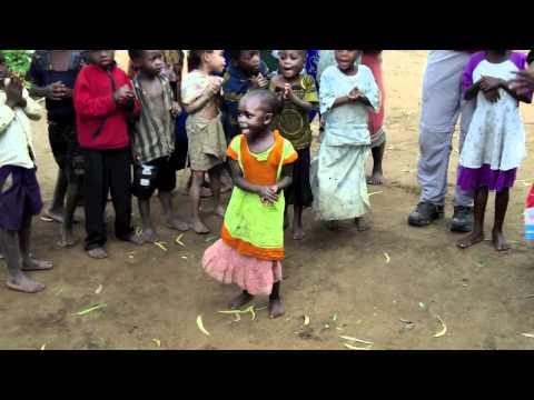 Dancing in Malawi