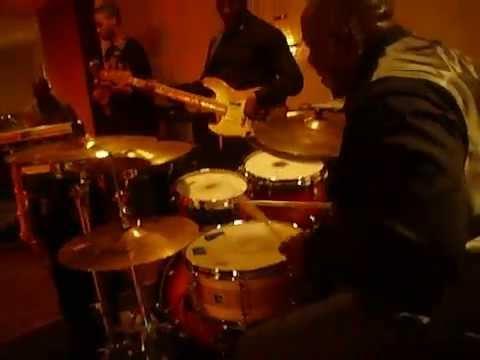 Rob Hubbard 2011 Birthday Drum Solo