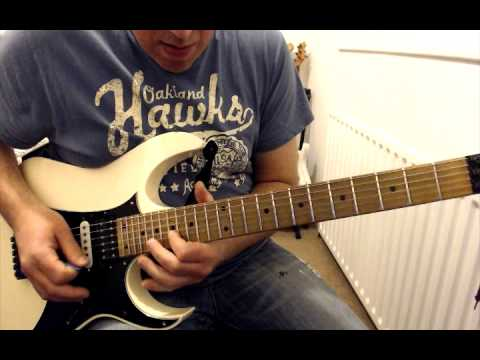 Emotional Melodic Guitar Solo By Alex K