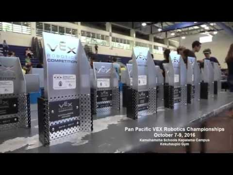 2016 Pan Pacific VEX Robotics Championships