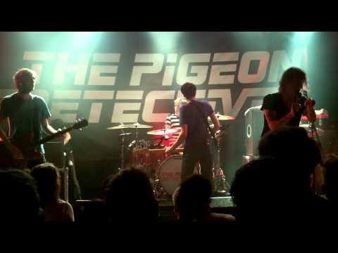The Pigeon Detectives @Lido, Berlin