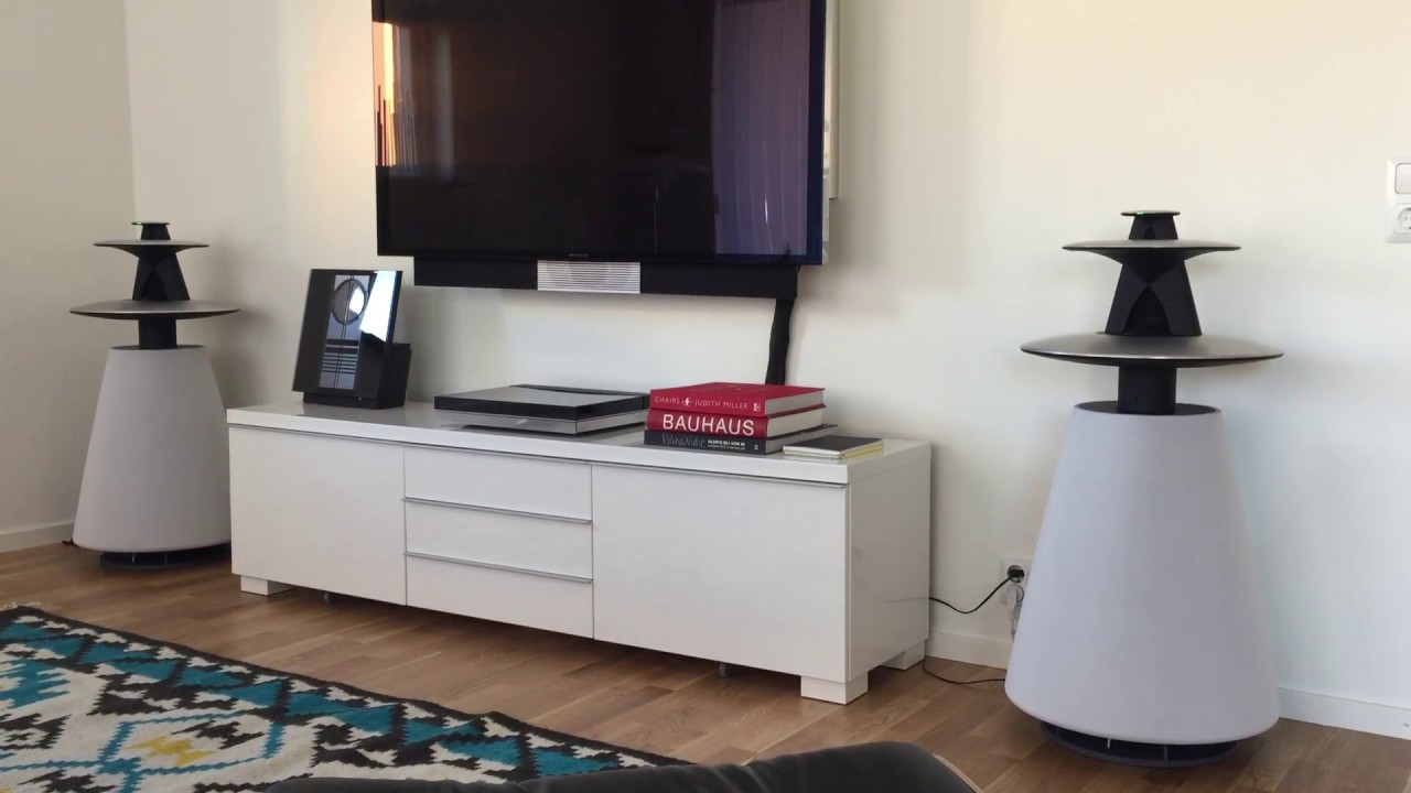 bang olufsen beolab 5 sound testing youtube. Black Bedroom Furniture Sets. Home Design Ideas