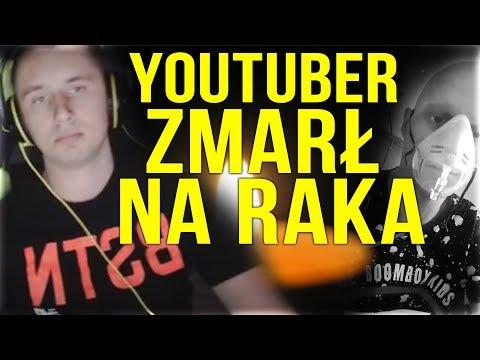 Rafonix: Youtuber Zmarł Na RAKA :/ (Heluś Official)