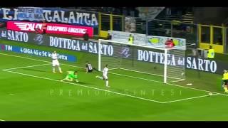 Atalanta vs Juventus 2-2 | Serie-A 2017| All goal highlights
