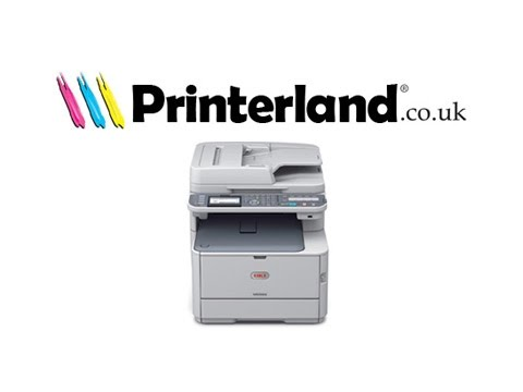 OKI MC562dnw A4 Colour Multifunction LED Laser Printer Review
