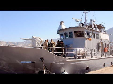 UNIFIL-Mission: Deutsche Ausbilder unterrichten libanesischen Marine-Nachwuchs