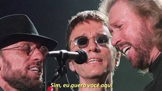 Bee Gees - Wish You Here