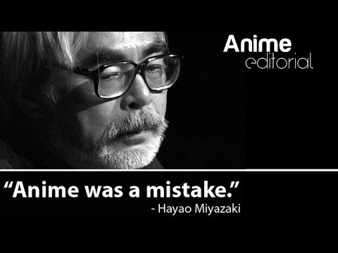 Anime Editorial: Anime Was a Mistake