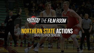 Drag to Back Cut || Northern State Actions