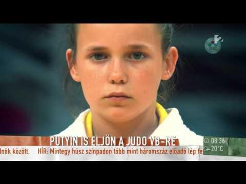 Budapesten lesz először judo csapat-világbajnokság - tv2.hu/mokka