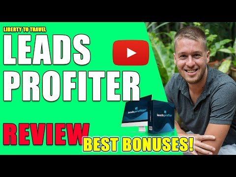 Leads Profiter Review & Discount -  🚀 DO NOT BUY Leads Profiter Without My 😝 Crazy 😝 Bonus Bundle