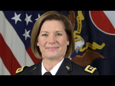 Laura Richardson Leads Largest Command In Army