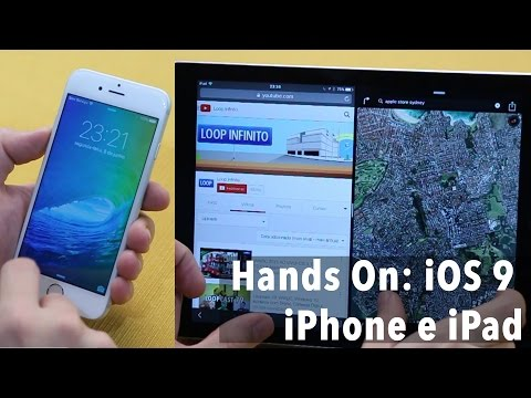 Hands On: iOS 9 - iPhone e iPad