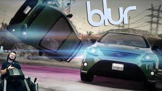 видео обзор игры  Blur