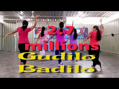 Gudilo badilo madhilo song aerobics batch