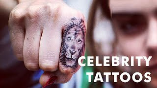 20 Small Female Celebrity Tattoos