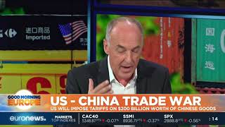 US - China Trade War thumbnail