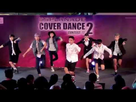 150614 MisterTarn cover BTS - Fun Boys + I NEED U @Esplanade Cover Dance #2 (Audition)
