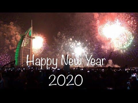 NEW YEAR EVE CELEBRATION – BURJ AL ARAB FIREWORKS – MY VLOGS