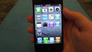 How to Carrier Unlock iPhone 4 using Ultrasn0w