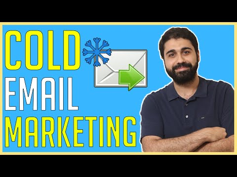 What is Cold Email Marketing - The Super Email marketing Weapon to grow your business.