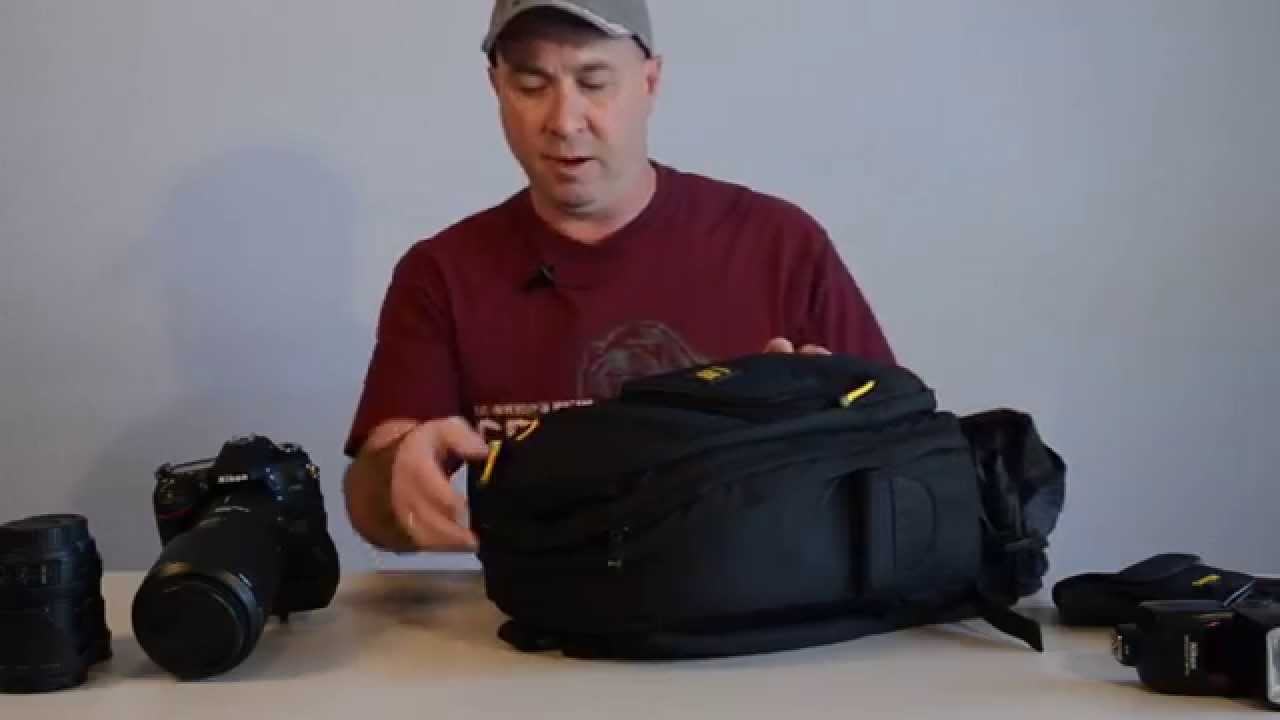 ruggard outrigger 45 backpack - youtube