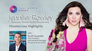 Highlights: FWO Virtual Masterclass Series with Jennifer Rowley & Scott Guzielek of AVA