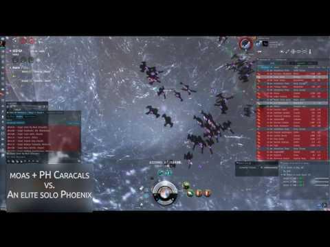 One Night in Catch - EVE Online (Fleet Fight PvP)
