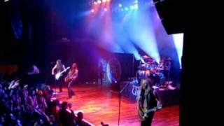 Whitesnake - Fool For Your Loving Live Curitiba