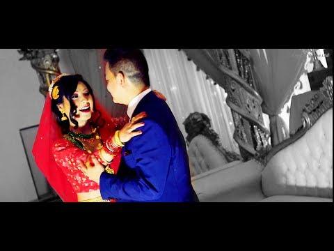Haren Thapa Weds Yamuna Ale ( Eutai Sahara timro maya ko) Nepali Wedding Dance