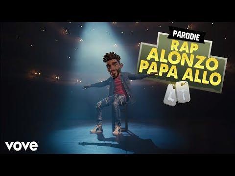 Alonzo -  Papa allo (Parodie Fortnite)