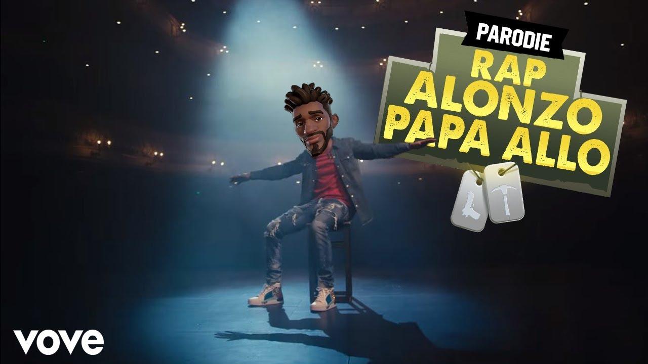 alonzo wesh papa allo