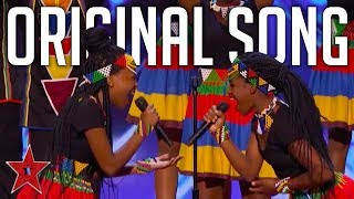 INSPIRATIONAL South African Choir Stun Judges With Original Song! | Got Talent Global