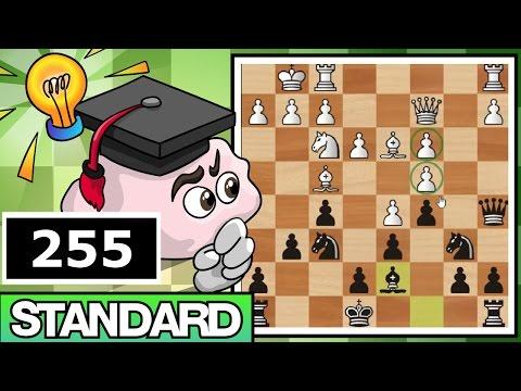 Standard Chess #255: artscispo vs. IM Bartholomew (Dzindzi-Indian Defense)