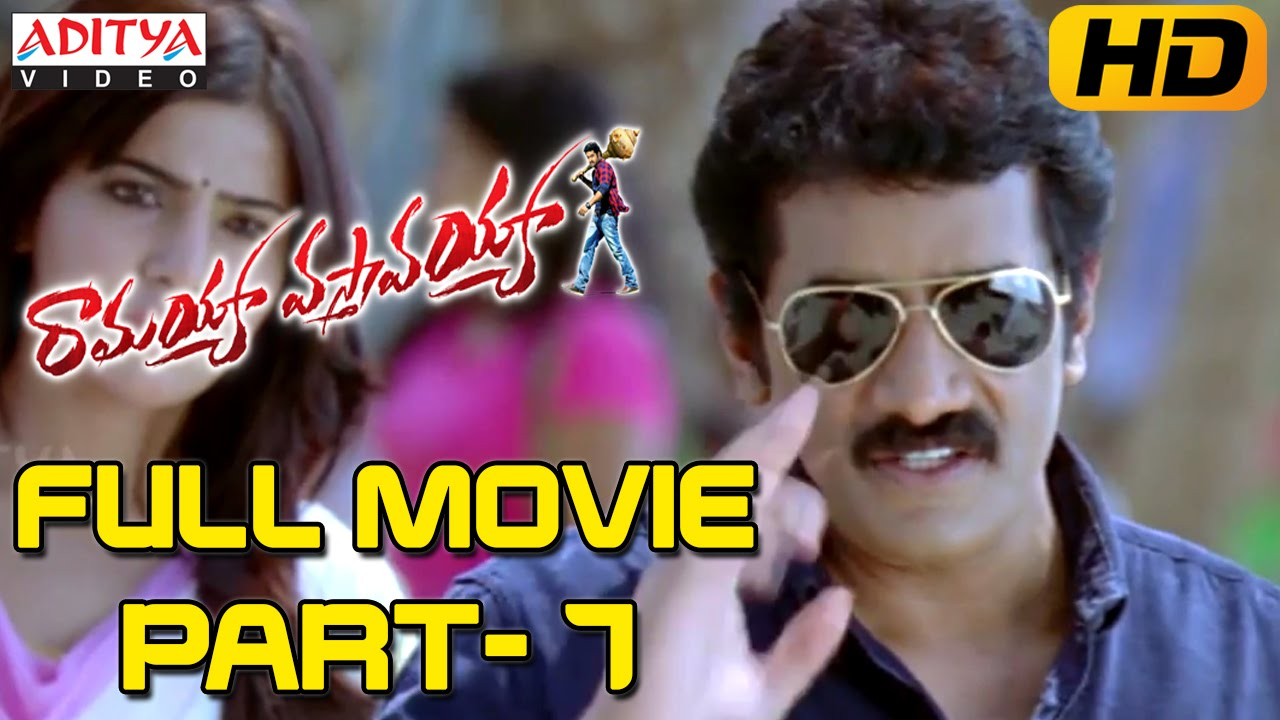 ramayya vasthavayya telugu movie part 7/12 - jr.ntr,samantha,shruti