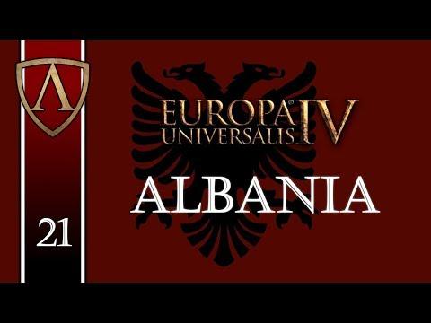 Let's Play Europa Universalis IV | Albania 21