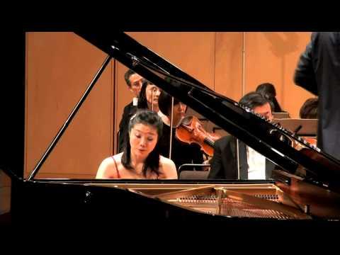 河村尚子 Hisakokawamura ラフマニノフ:ピアノ協奏曲第2番  第3楽章