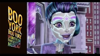 Boo York pełen muzyki | Monster High