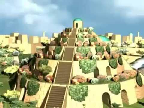 7 maravillas mundo antiguo alex poelman v los for Los jardines colgantes de babilonia