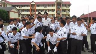 SMK Sungai Abong St. John Ambulance Malaysia 2014