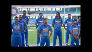 "WORLD CUP CRICKET 2015-""INDIAN CRICKET TEAM"" CHAK DE INDIA"