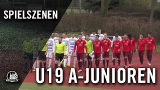 FC Viktoria Köln – MSV Duisburg (U19 A-Junioren, Bundesliga West) - Spielszenen | RHEINKICK.TV