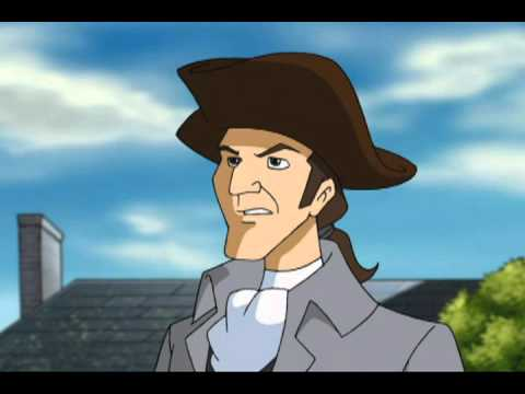 Liberty's Kids 108 - The Second Continental Congress