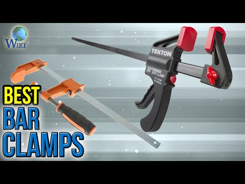 10 Best Bar Clamps 2017