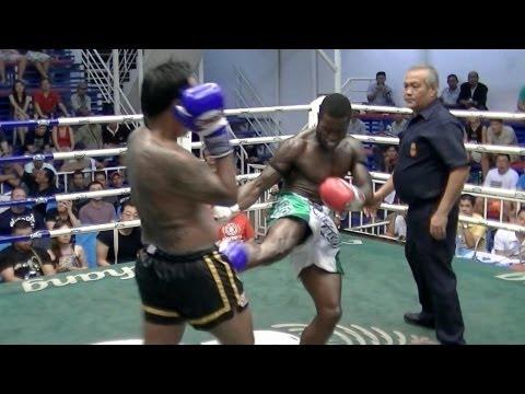 Kay Sumalee Boxing Gym: Muay Thai KO at Bangla Boxing Stadium, 6th Oct 2013