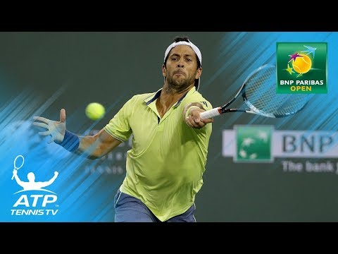 Verdasco shocks Dimitrov; Thiem survives Tsitsipas scare | Indian Wells 2018 Highlights Day 3